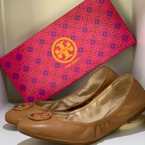 Tory Burch Allie Ballet Flats